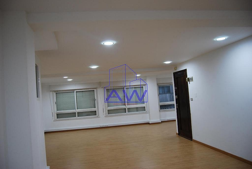 Foto del inmueble - Oficina en alquiler en calle Urzaiz, Vigo Casco Urbano en Vigo - 299492208