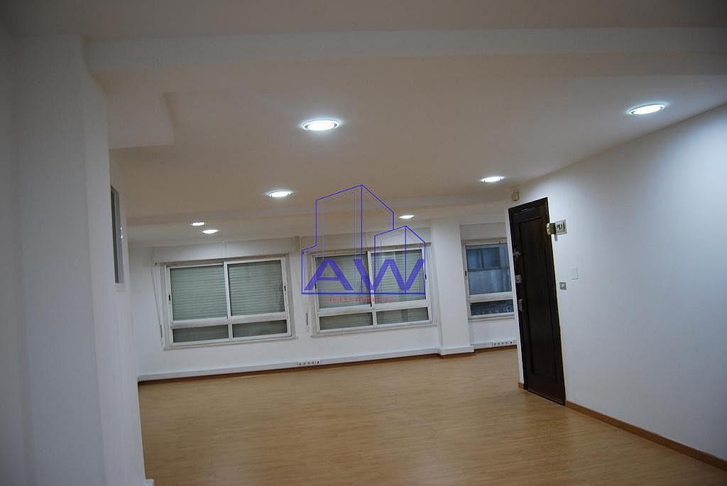 Foto del inmueble - Oficina en alquiler en calle Urzaiz, Vigo Casco Urbano en Vigo - 299492211