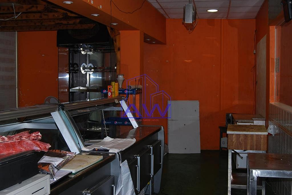 Foto del inmueble - Local comercial en alquiler en calle Ceboleira, Vigo Casco Urbano en Vigo - 156169382