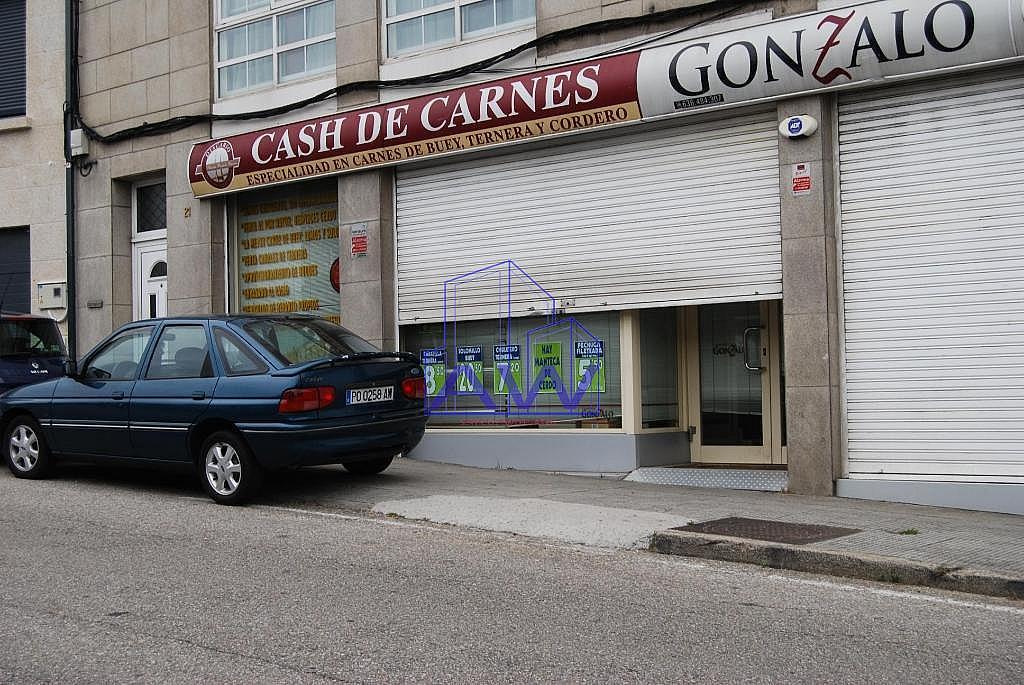 Foto del inmueble - Local comercial en alquiler en calle Ceboleira, Vigo Casco Urbano en Vigo - 156169409