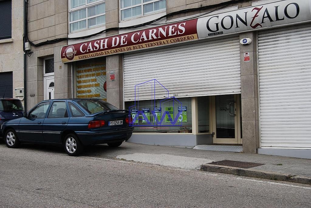 Foto del inmueble - Local comercial en alquiler en calle Ceboleira, Vigo Casco Urbano en Vigo - 156169412