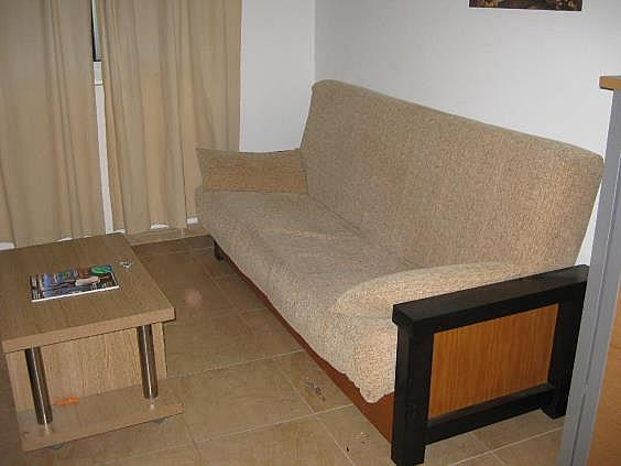Estudio en alquiler en Juan Carlos I en Murcia - 324579826