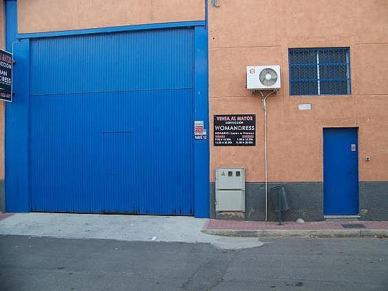 Nave industrial en alquiler en Murcia - 324580294