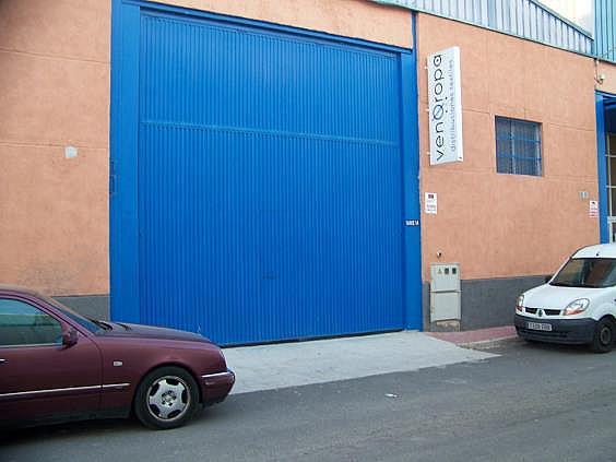 Nave industrial en alquiler en calle De Las Americas, Murcia - 324580618