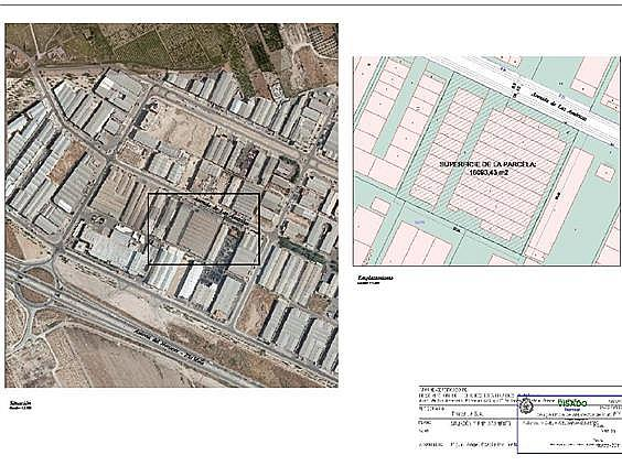 Nave industrial en alquiler en calle De Las Americas, Murcia - 324580630