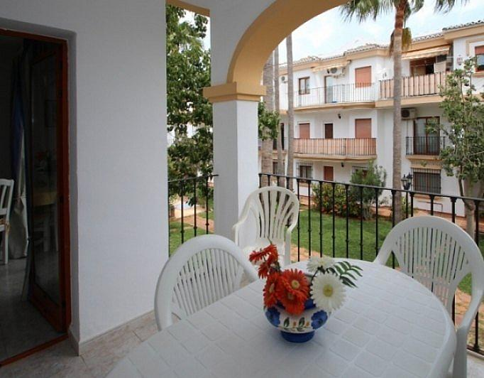 Apartamento en alquiler en Dénia - 346550050