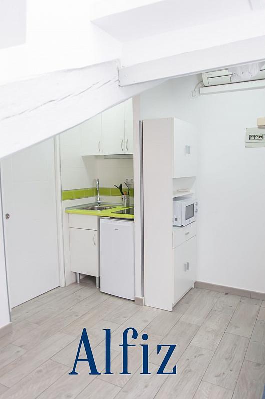 Loft en alquiler en calle De Santo Domingo, Centro en Madrid - 329130119