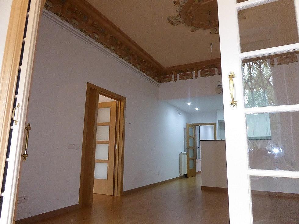 Salón - Piso en alquiler en calle Rosellón, Eixample esquerra en Barcelona - 323446591
