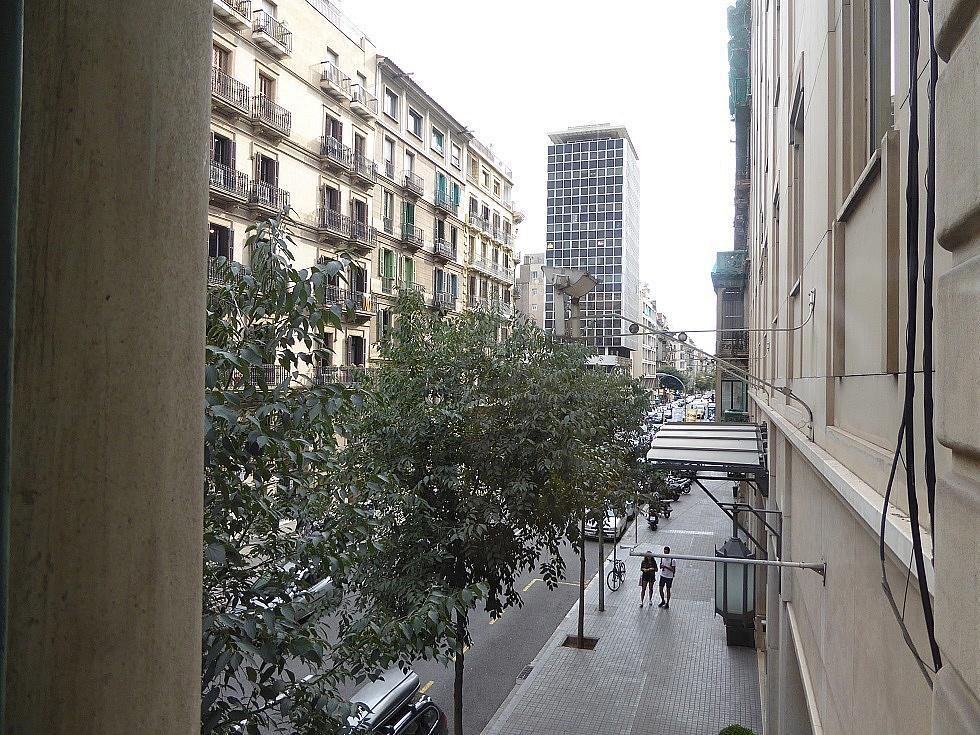 Vistas - Piso en alquiler en calle Rosellón, Eixample esquerra en Barcelona - 323446593