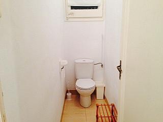 Baño - Piso en alquiler en calle Sicilia, Eixample dreta en Barcelona - 348616712