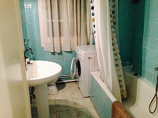 Baño - Piso en alquiler en calle Sicilia, Eixample dreta en Barcelona - 348616726