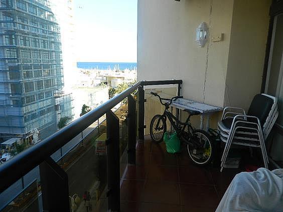 Piso en alquiler de temporada en Puerto Marina en Benalmádena - 249980416