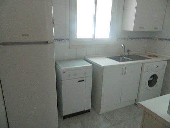 Casa adosada en alquiler en Puerto Marina en Benalmádena - 262497505
