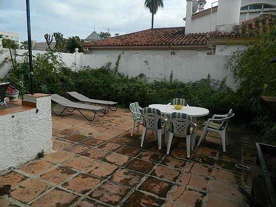 Casa adosada en alquiler en Puerto Marina en Benalmádena - 262497559