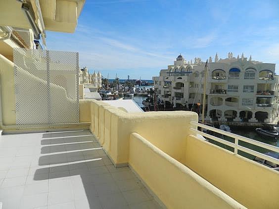Piso en alquiler de temporada en Puerto Marina en Benalmádena - 141040919