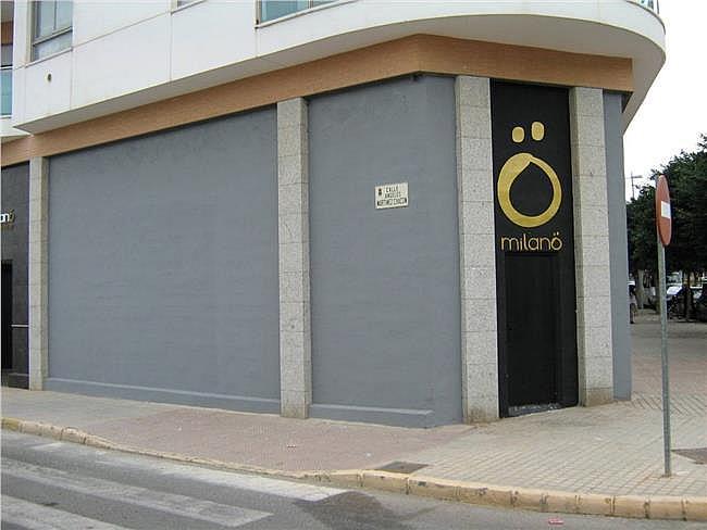 Local comercial en alquiler opción compra en Ejido (El) - 306279086