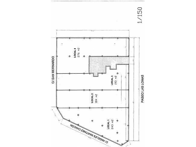 Local comercial en alquiler opción compra en Ejido (El) - 306279107