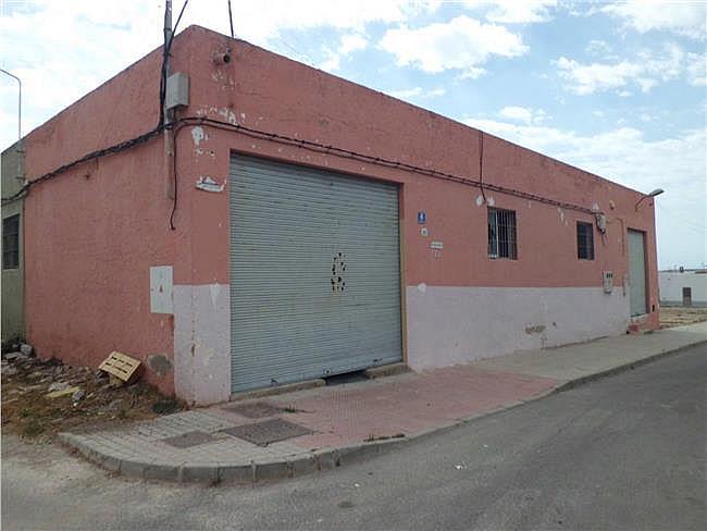 Nave industrial en alquiler en Santa Maria del Aguila - 306319133