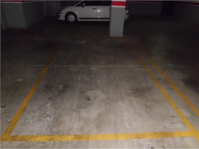 Parking en alquiler en Ejido (El) - 306311381