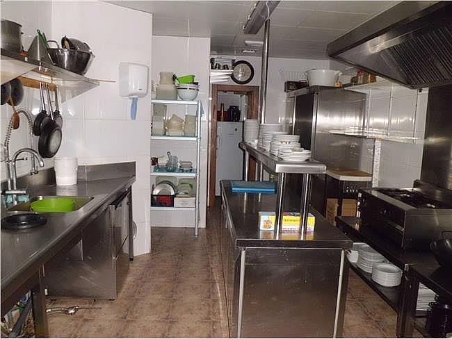 Local comercial en alquiler en Ejido (El) - 306313193