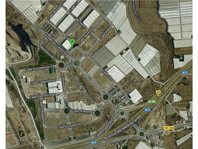Nave industrial en alquiler en Mojonera (La) - 306331589