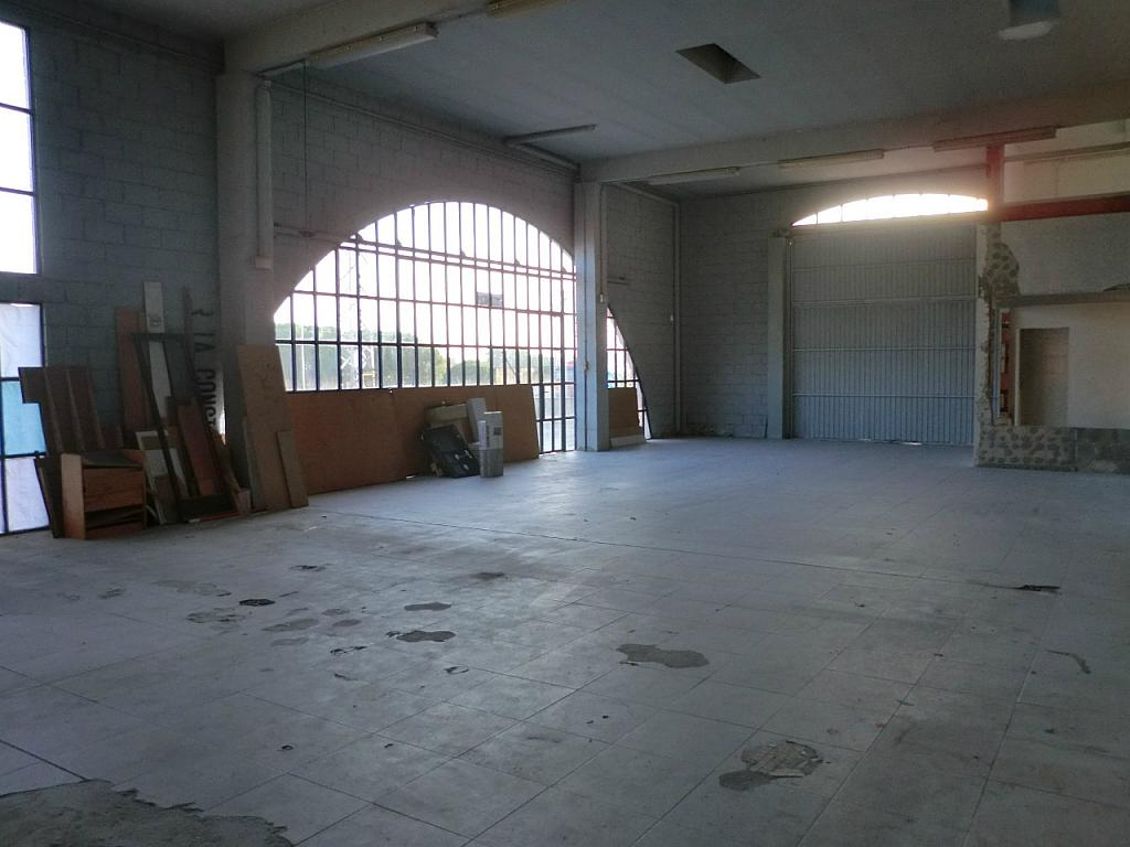 12.JPG - Nave industrial en alquiler en Marítima residencial en Torredembarra - 302194954