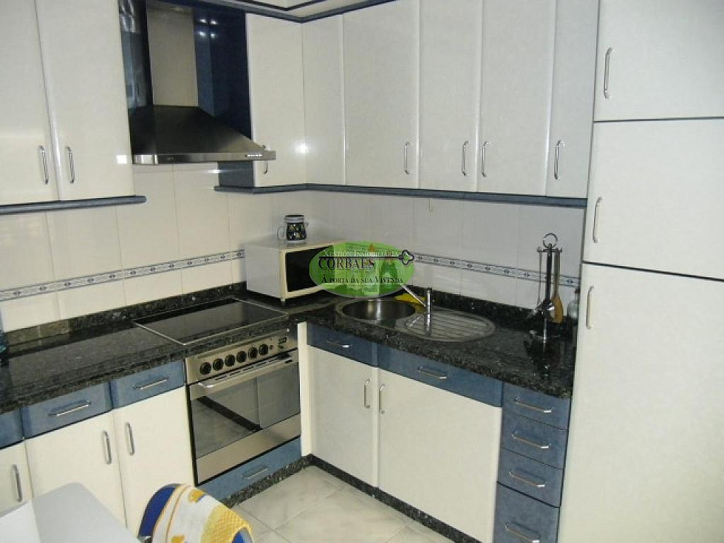 Foto del inmueble - Apartamento en alquiler en Ourense - 328357044