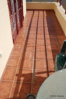 TERRAZA - Piso en alquiler de temporada en Chipiona - 241175236