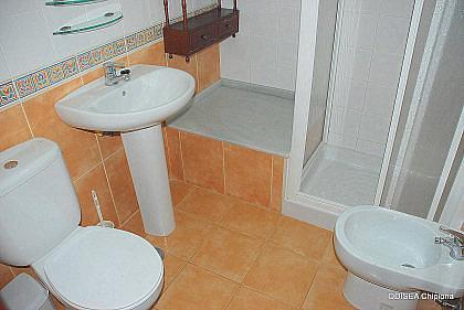 BAÑO - Piso en alquiler en Chipiona - 241176157