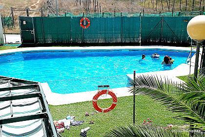 PISCINA - Piso en alquiler de temporada en Chipiona - 241176220