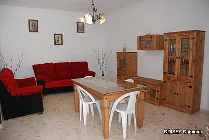SALON - Casa en alquiler de temporada en Chipiona - 241176259