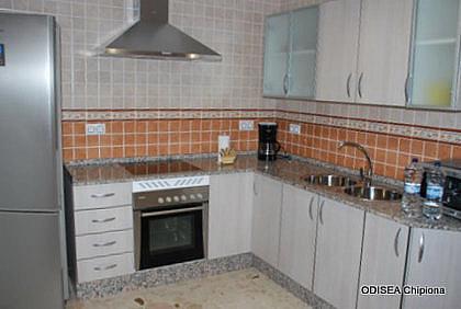 COCINA - Casa en alquiler de temporada en Chipiona - 241176262