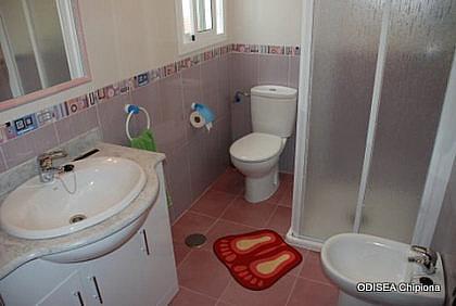 BAÑO - Casa en alquiler de temporada en Chipiona - 241176280