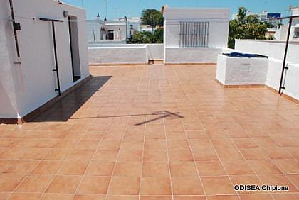AZOTEA - Casa en alquiler de temporada en Chipiona - 241176289