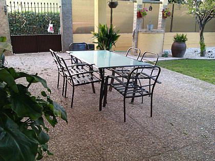 TERRAZA - Chalet en alquiler en Chipiona - 241177195