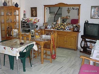 Salon - Casa adosada en alquiler de temporada en Chipiona - 241177453