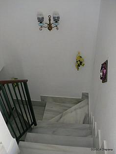 ESCALERA - Casa adosada en alquiler de temporada en Chipiona - 241177483