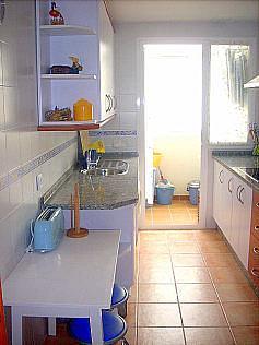 COCINA - Piso en alquiler de temporada en Chipiona - 241178242