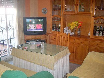 SALÓN - Dúplex en alquiler de temporada en Chipiona - 241178935