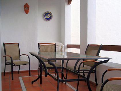 TERRAZA - Piso en alquiler de temporada en Chipiona - 241179034