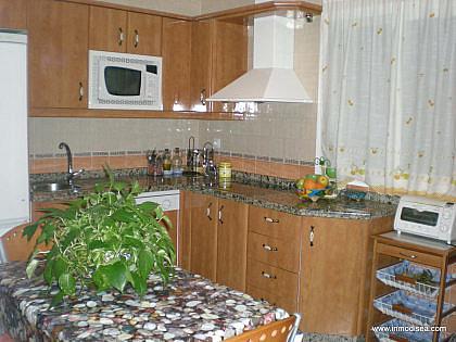 COCINA - Piso en alquiler de temporada en Chipiona - 241179112