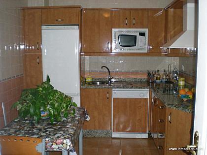 COCINA - Piso en alquiler de temporada en Chipiona - 241179115