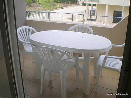 TERRAZA - Piso en alquiler de temporada en Chipiona - 241179127