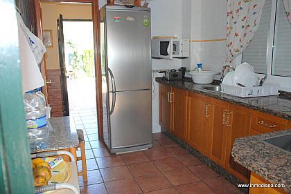 COCINA - Chalet en alquiler de temporada en Chipiona - 241179151