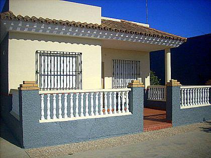 FACHADA - Casa en alquiler en Chipiona - 241179511