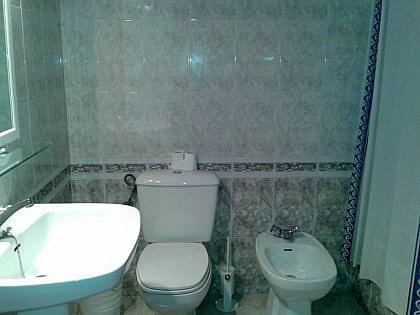 BAÑO - Casa en alquiler en Chipiona - 241180363