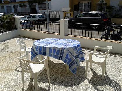 PATIO EXTERIOR - Casa en alquiler en Chipiona - 241180375