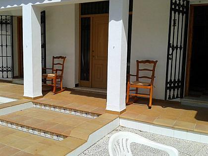 FACHADA - Casa en alquiler en Chipiona - 241180378