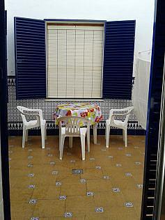 PATIO INTERIOR - Casa en alquiler en Chipiona - 241180381
