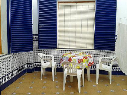 PATIO INTERIOR - Casa en alquiler en Chipiona - 241180384